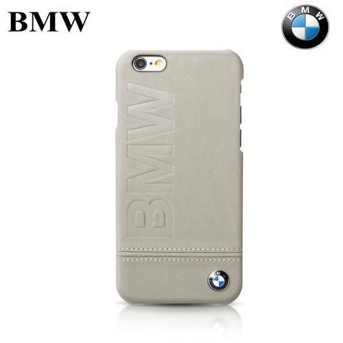 BMW Etui hardcase BMHCS7LLST Samsung G930 S7 beżowy DARMOWA DOSTAWA DO 400 SALONÓW !! (3700740375891)