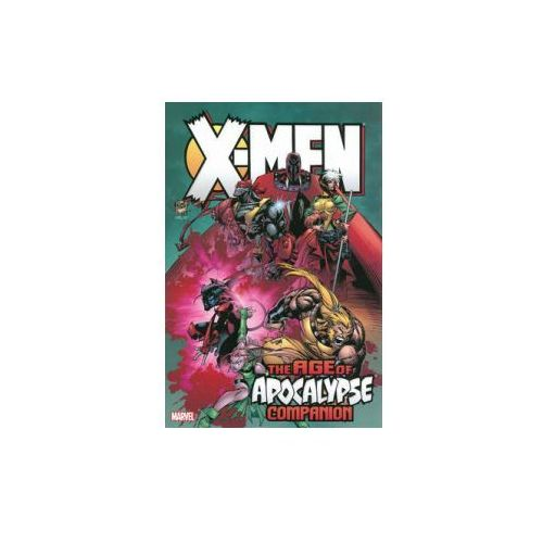 Brian K. Vaughan, Howard Mackie, John Francis Moore - X-Men