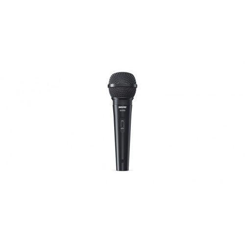 Shure SV 200 mikrofon dynamiczny + kabel XLR-XLR, 75BE-131F4