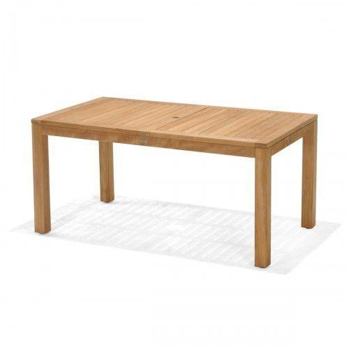 Stół prostokątny z drewna tekowego Rinjani 160x90