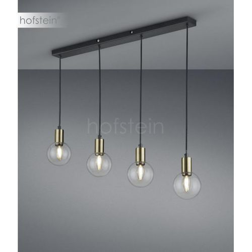 Trio nacho lampa wisząca czarny, 4-punktowe - nowoczesny - obszar wewnętrzny - nacho - czas dostawy: od 3-6 dni roboczych