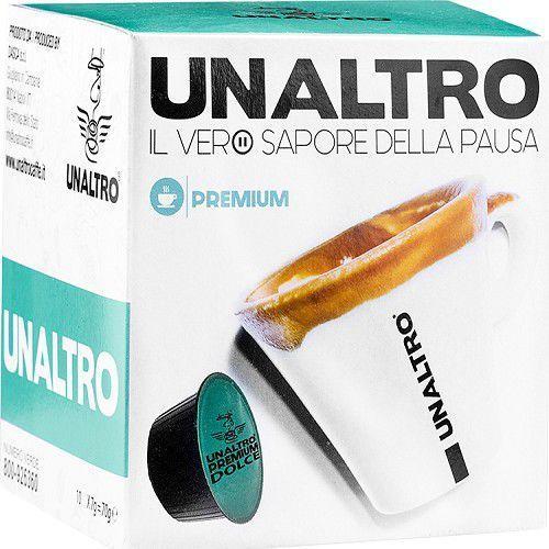 Nescaffé Dolce Gusto® kompatybilne kapsułki kawy UNALTRO mieszanka Premium 10 szt., CA7A-64948