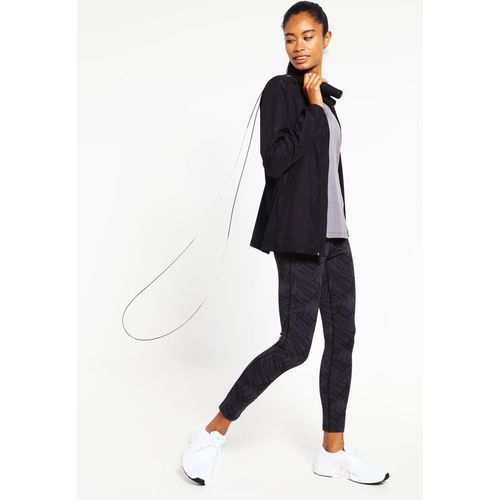 jacket kurtka do biegania performance black marki Asics