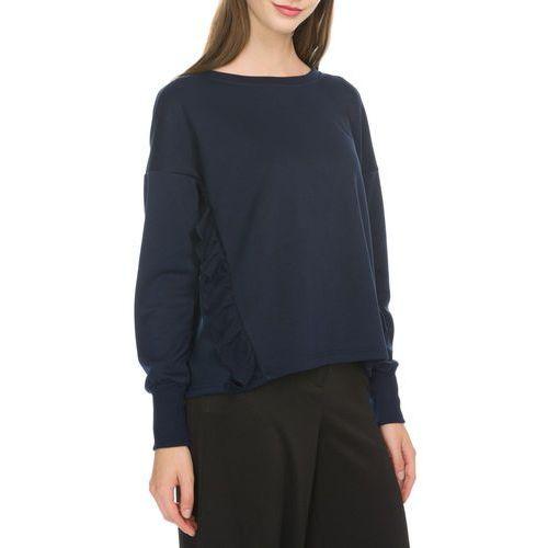 vmfrilly frill bluza dark blue, Vero moda, 34-42