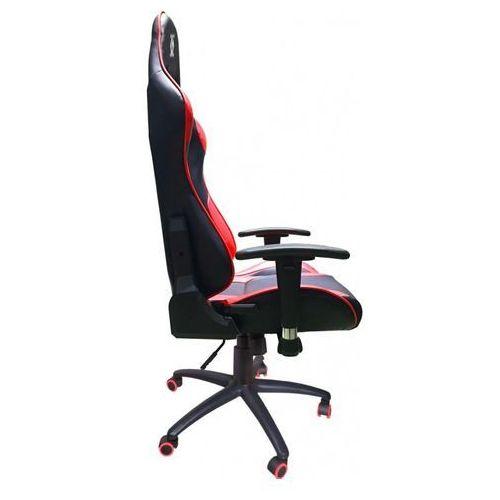 DEFENDER DEVASTATOR CT-365 Fotel dla graczy czarno-czerwony, 9_46755