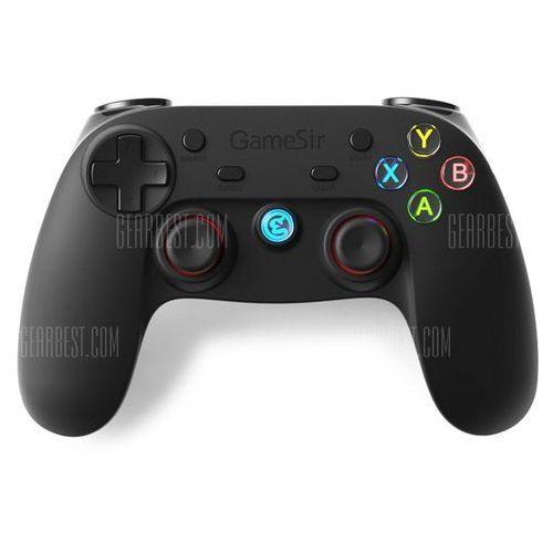 Gamesir g3s series bluetooth wireless gamepad wyprodukowany przez Gearbest