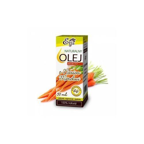 naturalny olej z nasion marchwii 50ml marki Etja