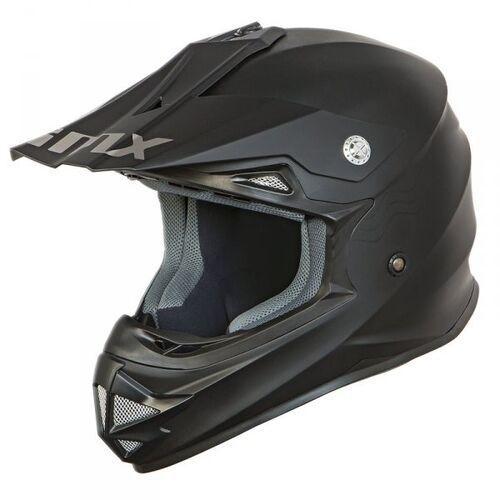 Kask off-road fmx-01 matt black marki Imx