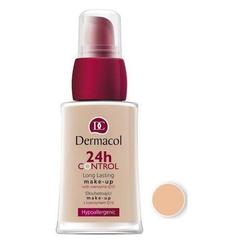 Dermacol 24 control make-up | podkład z koenzymem q10 01