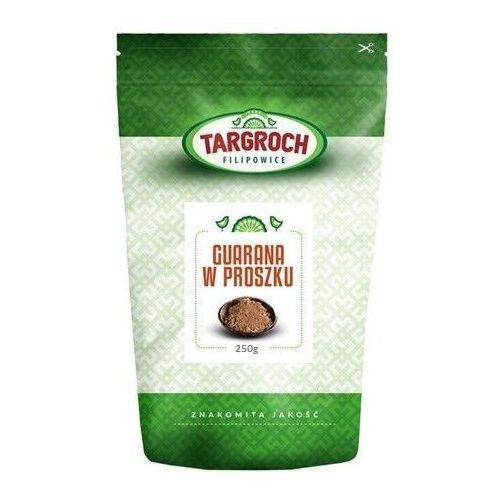 Targroch 250g guarana w proszku suplement diety (5903229004079)