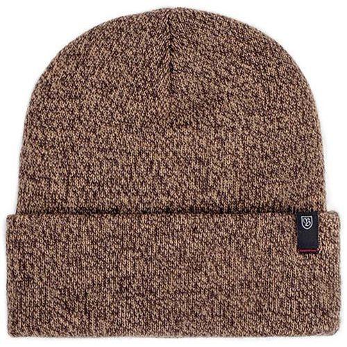 Brixton Czapka zimowa - morley watch cap beanie brown/tan (brtan) rozmiar: os