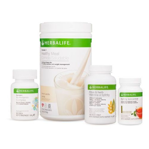 Herbalife Zestaw zdrowy posiłek - z koktajlem f1 od 750g
