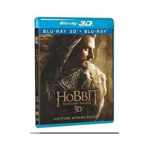 Hobbit: Pustkowie Smauga 3D. Edycja specjalna (4 BD) (7321999329877). Najniższe ceny, najlepsze promocje w sklepach, opinie.