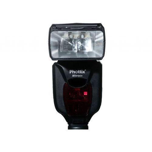 Lampa błyskowa Phottix Mitros Plus z Odin Combo (Canon) - 80375 Darmowy odbiór w 21 miastach!