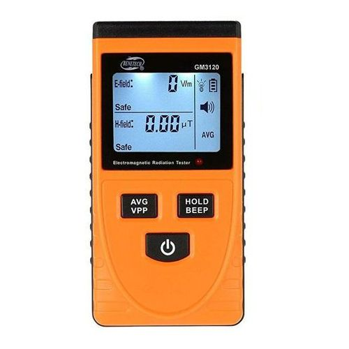 Miernik, detektor pola elektromagnetycznego be3120 marki Bestone