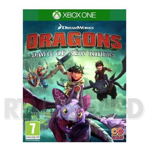 Dragons Dawn of New Riders (Xbox One)
