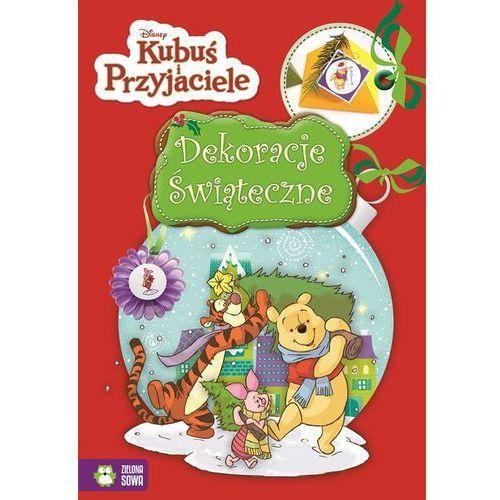 Kubuś i Przyjaciele Dekoracje świąteczne (9788379830176). Tanie oferty ze sklepów i opinie.