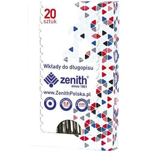 Zenith Wkład wielkopojemny astra 4/20 zielony (5907643322146)