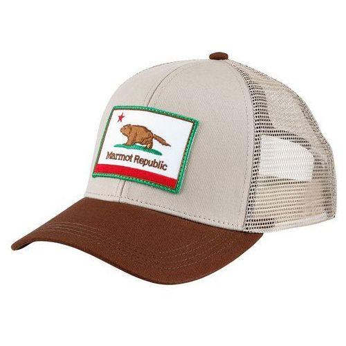 czapka z daszkiem republic trucker canvas marki Marmot