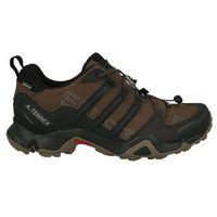 Buty  terrex swift r gtx bb4628 - beżowy/kremowy ||brązowy marki Adidas