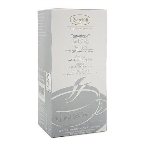 Czarna herbata Ronnefeldt Teavelope Earl Grey 25x1,5g (4006465140202)