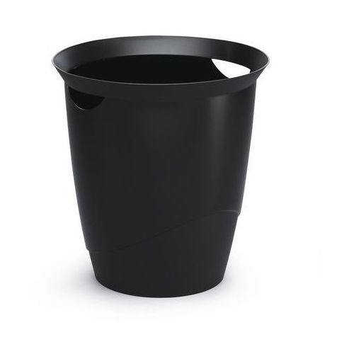 Kosz na śmieci trend 16l 1701710 czarny marki Durable
