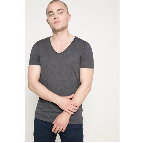 Review - T-shirt, kolor szary