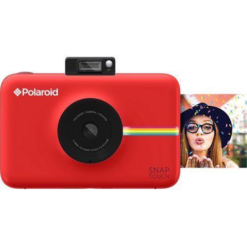 POLAROID aparat do zdjęć natychmiastowych Snap Touch Instant Digital, czerwony