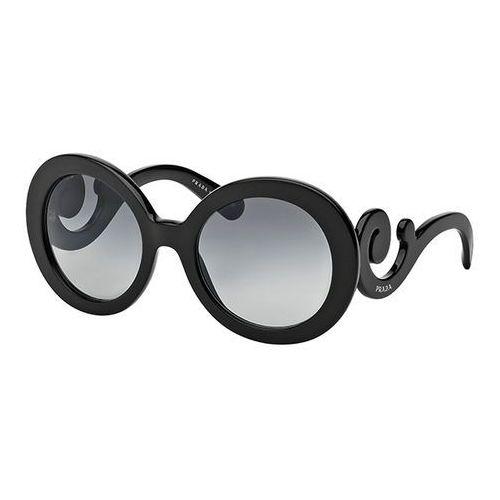 Okulary słoneczne pr27nsa minimal baroque asian fit 1ab3m1 marki Prada