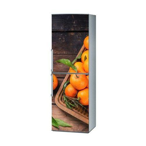 Mata magnetyczna na lodówkę - pomarańcze na stole 4243 marki Stikero