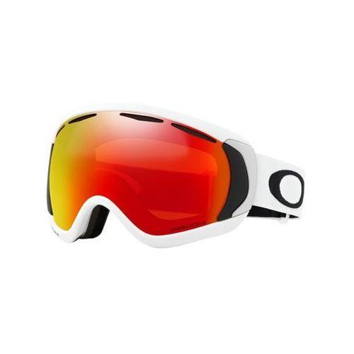 gogle snowboardowe OAKLEY - Canopy Matte White W/Prizm Torch (50) rozmiar: OS