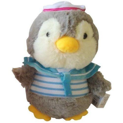 Pluszak pingwinek kajtuś niebieski 22 cm marki Axiom