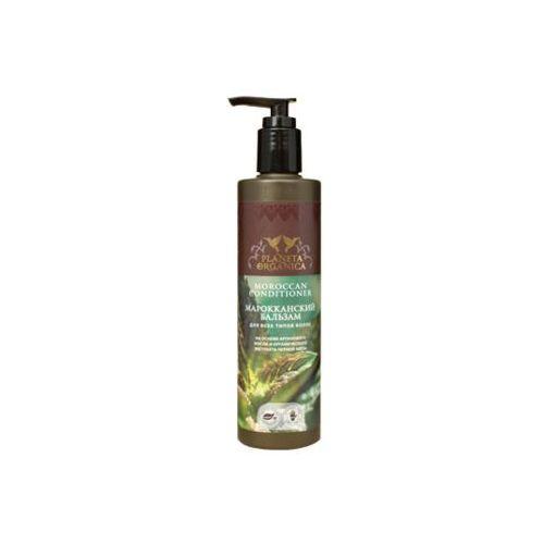 - odżywka do włosów marokańska oczyszczająca marki Planeta organica