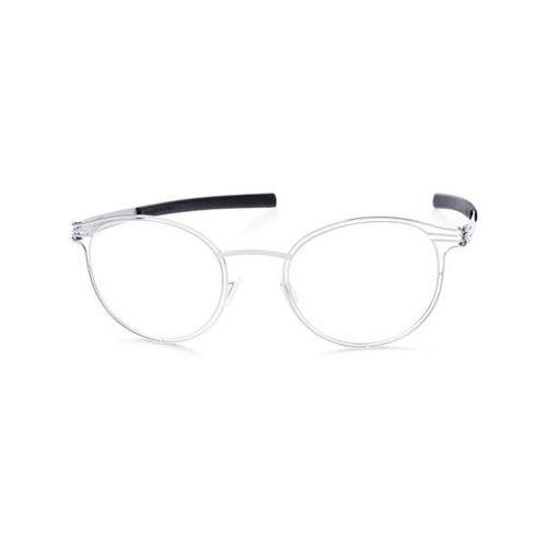 Ic! berlin Okulary korekcyjne m1367 purity chrome