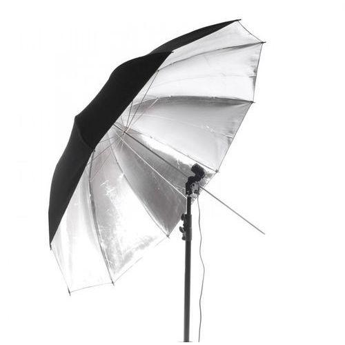 Parasolka jednowarstwowa, reflektor srebrny 152cm wyprodukowany przez Cinegen