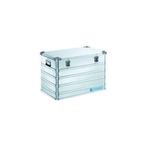 Zarges Aluminiowa skrzynka transportowa,poj. 195 l, dł. x szer. x wys. wewn. 780 x 480 x 520 mm