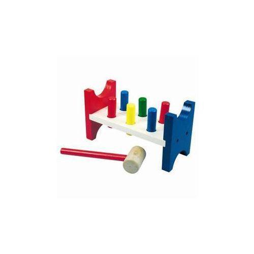 Zabawka z młoteczkiem  marki Bino