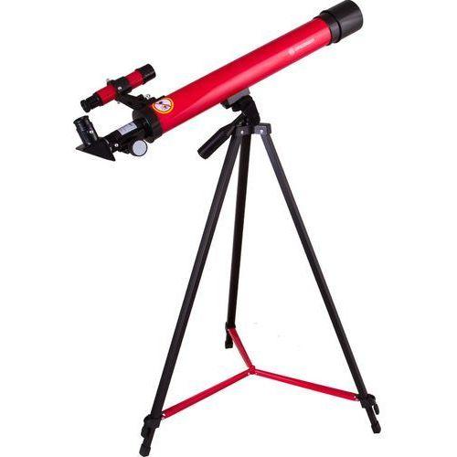 Teleskop BRESSER Junior Space Explorer 45/600 AZ Czerwony + DARMOWY TRANSPORT! (0611901511719)