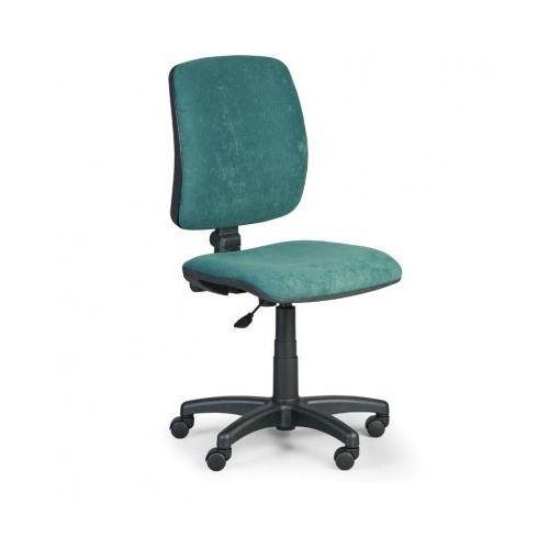 Euroseat Krzesło biurowe torino ii bez podłokietników - zielone