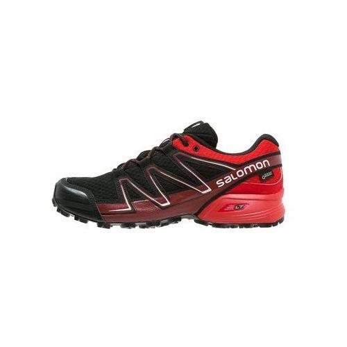 speedcross vario gtx obuwie do biegania szlak black/radiant red/briquex marki Salomon