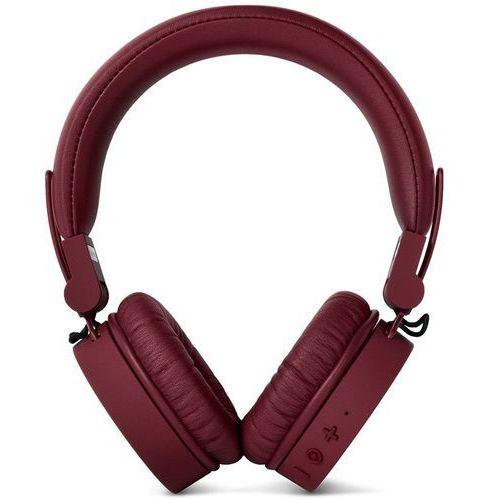 Słuchawki nauszne FRESH N REBEL Bluetooth Caps Ruby