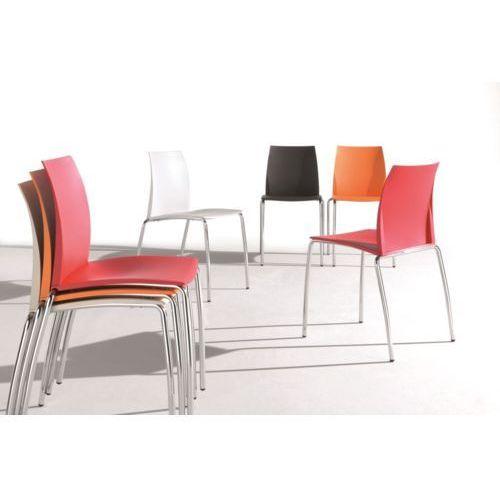 Krzesło konferencyjne BAKUN TANGO polipropylen, Bakun
