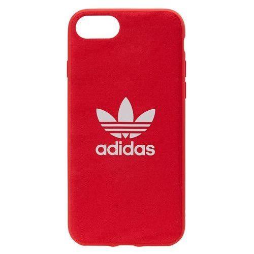 adidas Originals ADICOLOR MOULDED CASE IPHONE Etui na telefon radiant red/white, 29935