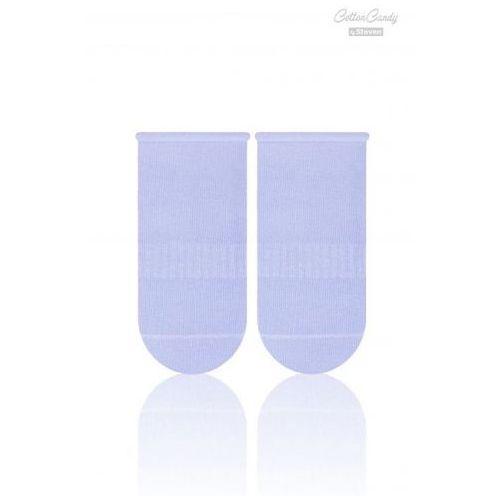 Steven cotton candy niemowlęce- roll top ściągacz art.146 skarpetki