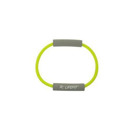 Ściskacz do rąk LIFEFIT Expander Circle gumowy Zielony