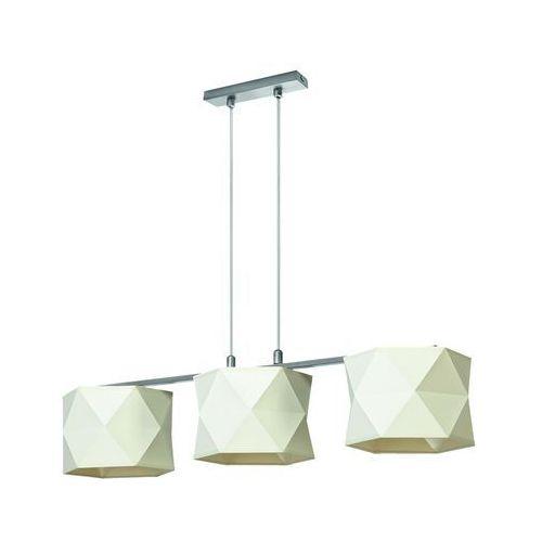 Lampa wisząca Twister 3 507/3 SAT - Lampex - Sprawdź kupon rabatowy w koszyku, 507/3 SAT