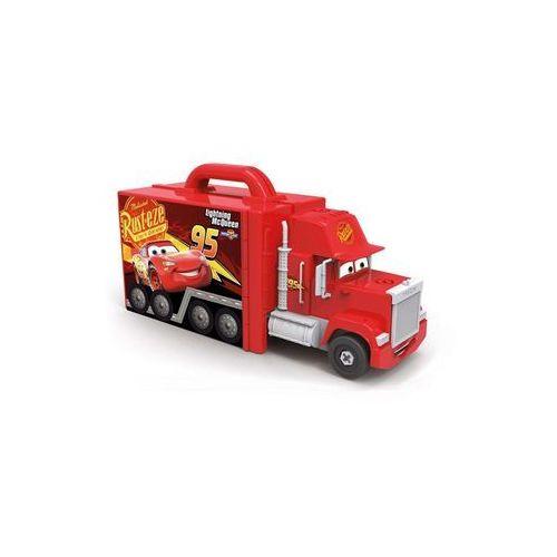 Cars 3 Ciężarówka Maniek z Zygzakiem