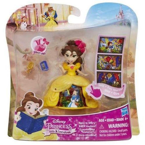 Hasbro Disney Princess Mini w balowej sukience, Belle