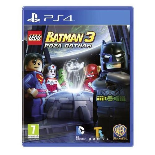 LEGO Batman 3 Poza Gotham (PS4)