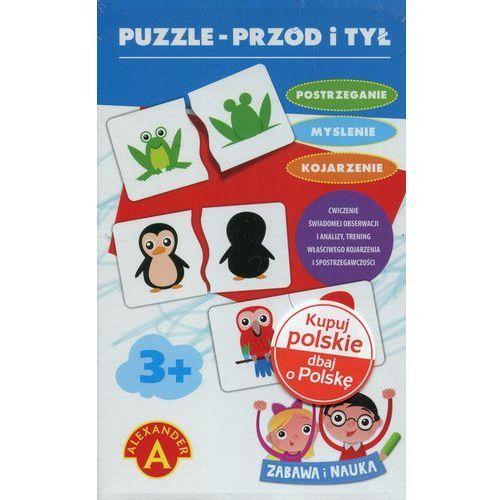 Puzzle Przód i tył (5906018018424)